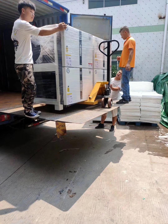 碧桂园:双尼油烟净化器三十万风量油烟整改项目